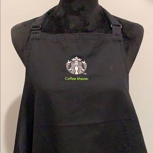 Starbucks Coffee Master Apron (#8)